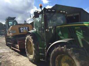 Tree Clearance Tractor Lancashire