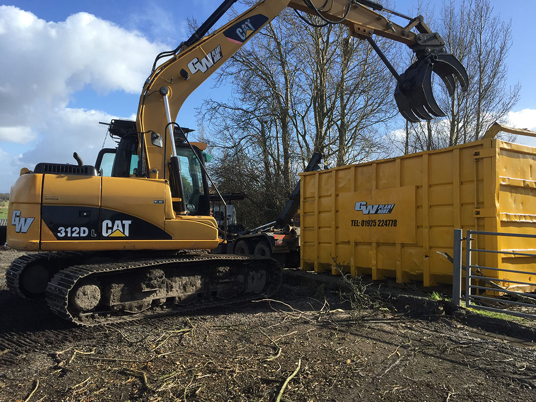 Forestry Hire Merseyside