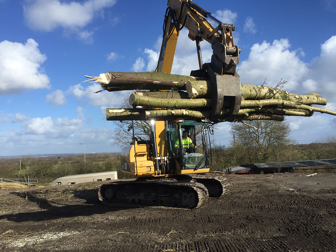 Forestry Hire Delamere