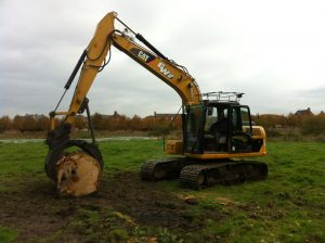 Land Clearing Excavators