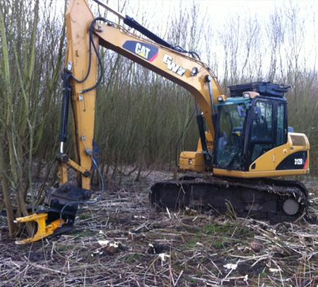 Land Clearance Cheshire